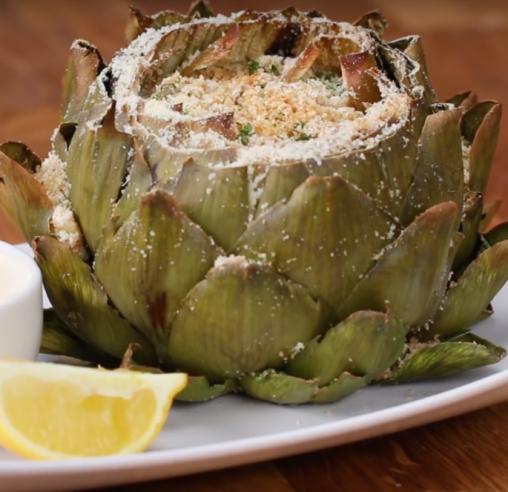 Receta de alcachofas gourmet